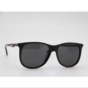 New GUCCI GG0263S 001 Sunglasses Square Eyewear